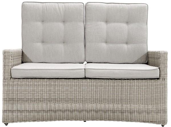 2-Sitzer Speise-/Lounge-Sofa SAHARA COMFORT