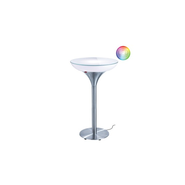 Moree Tisch Lounge M 105 Outdoor LED