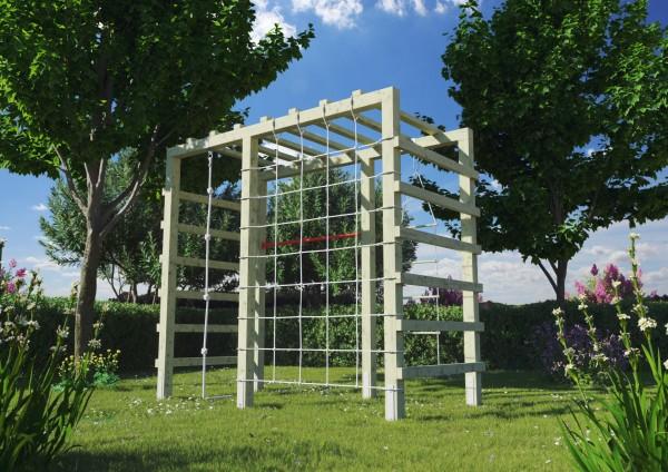 Spielanlage / Spielturm BEN, Größe 240 x 120 x 219 cm