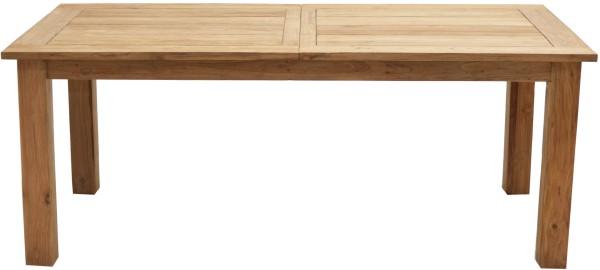 Ploß Rustikal-Auszugstisch IDAHO 166/210 x 100 x 78 cm