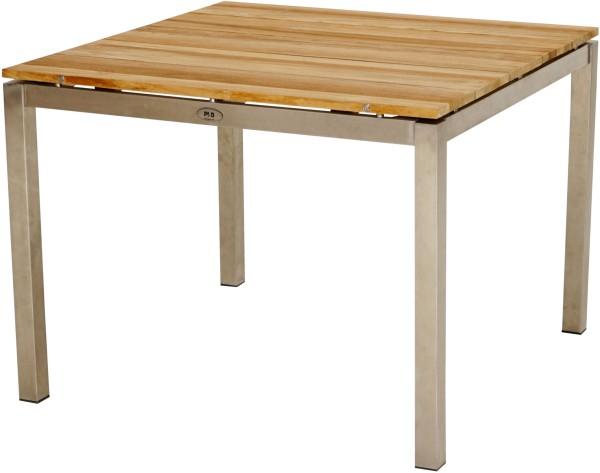 Ploß Tisch BROOKLYN 100x100cm
