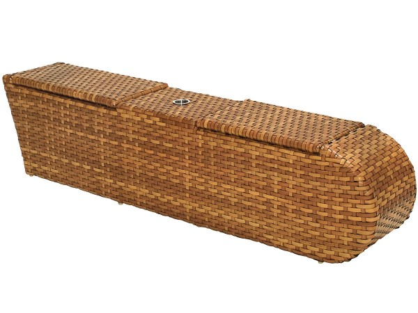 MBM Madrigal Relax-Lounge Console Tobacco