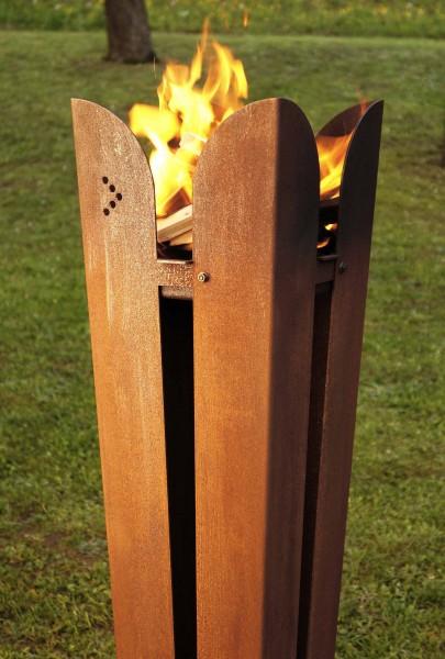 Feuerstelle fuji-flame