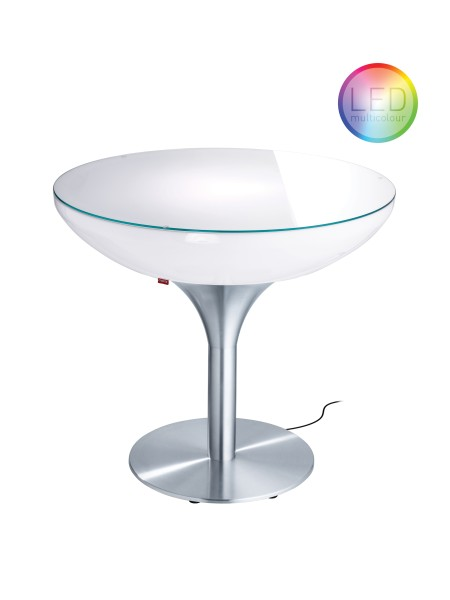 Moree Tisch Lounge 75 LED Pro Outdoor