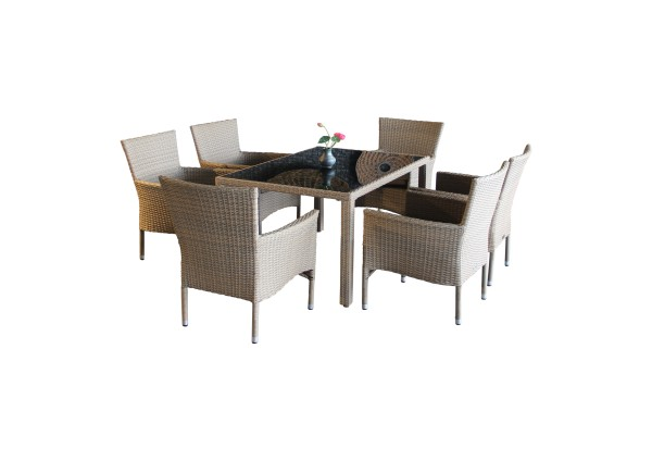 Ploß 7-teilig Dining-Set WINDSOR 3