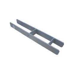1x Stück H-Pfostenträger