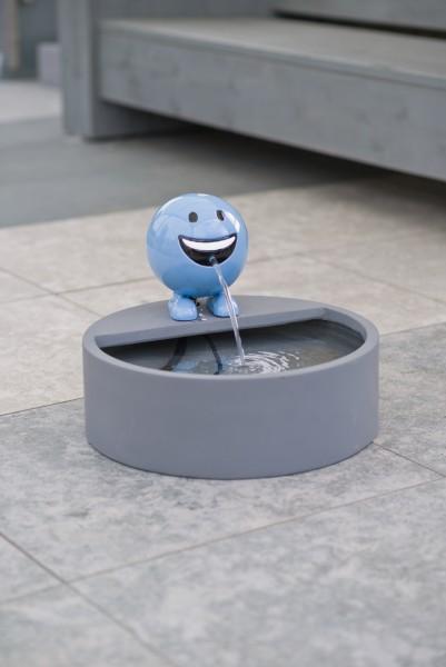 Ubbink Wasserspiel Set BE HAPPY, blau