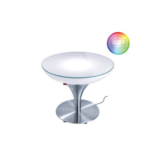 Moree Tisch Lounge M 45 Outdoor LED