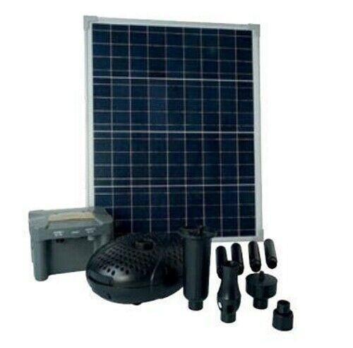 Ubbink Teichpumpe SolarMax 2500 accu