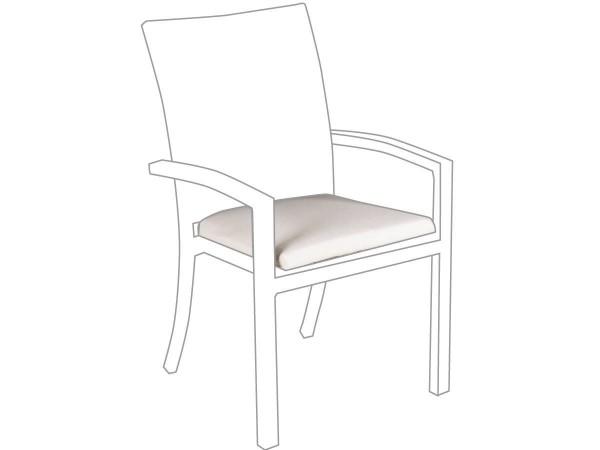 MBM Sitzkissen Outdoor für Sessel Bellini