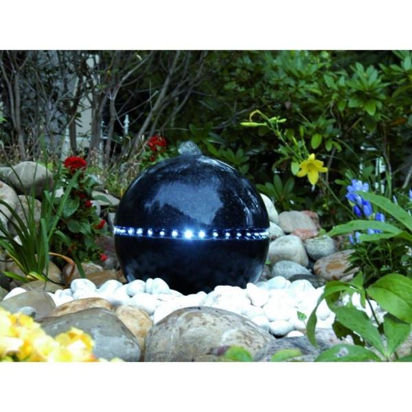Ubbink Wasserspiel Dubai mit LED Beleuchtung