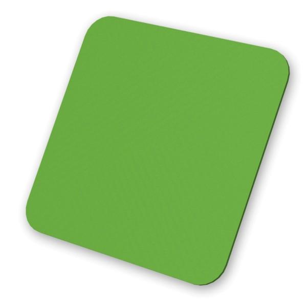 Moree Cube Filz-Kissen, 40 x 40 cm, grün